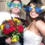 gallery of Billy & Urv photo booth images