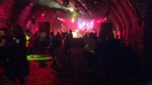 The Arches, Glasgow event venue