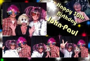 john-paul's party near Aberdeen