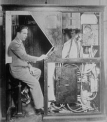 The First Photo Booth
