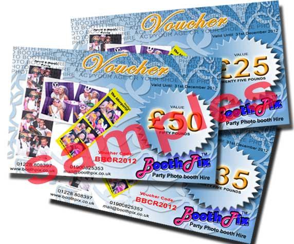 Recommend us vouchers