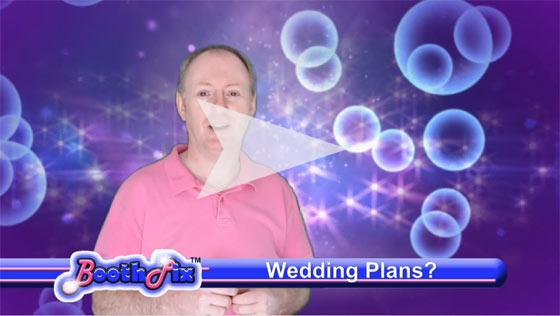 wedding planning survey video