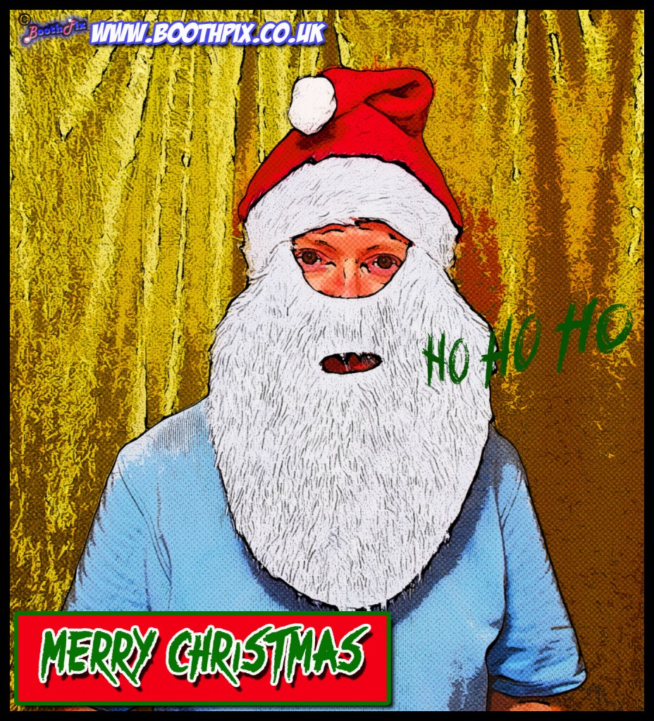 merry christmas and happy new year from boothpix photo booth.